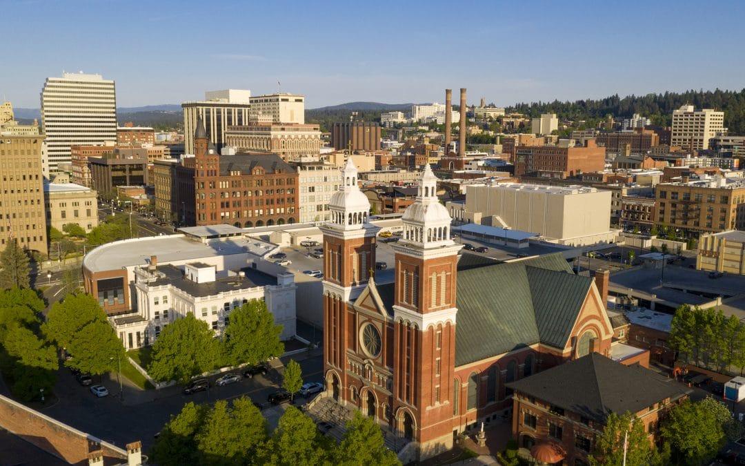 Spokane Washington USA