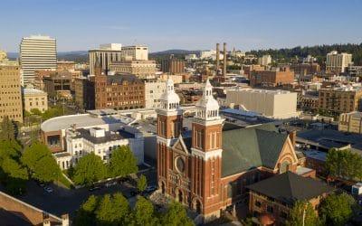 Booking Express Travel Visits Spokane Washington