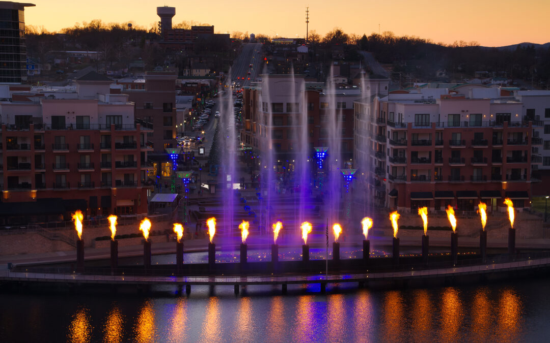 Booking Express Travel Encourages Travelers to Visit Branson, Missouri, this Spring